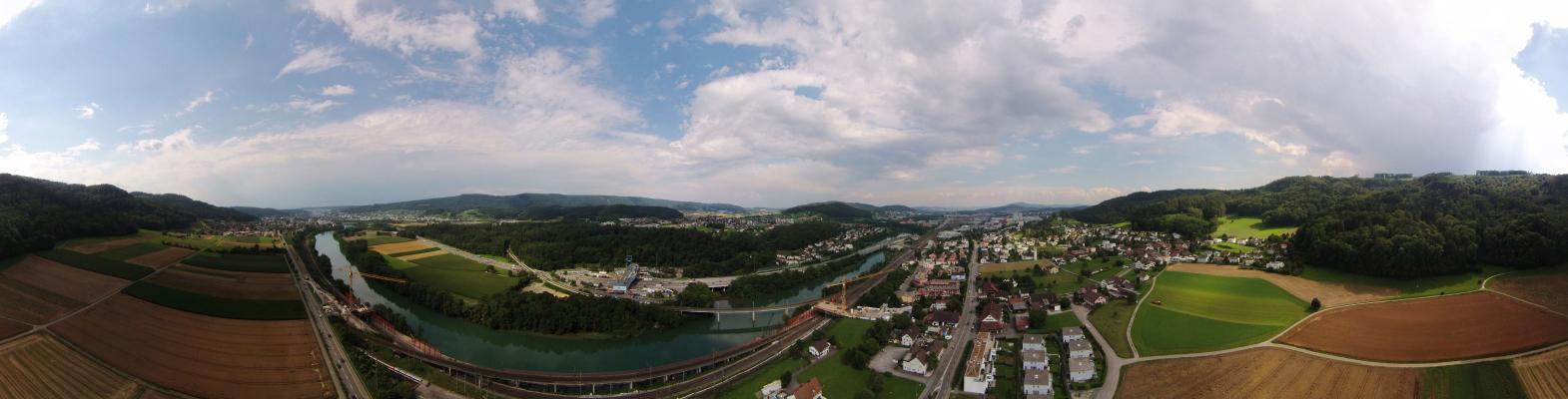 Panorama Killwangen